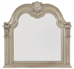 Cavalier Mirror by Homelegance