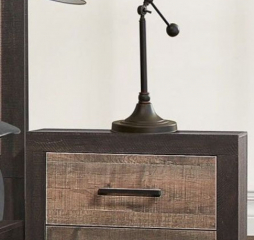 Miter Nightstand by Homelegance