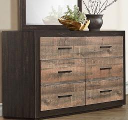 Miter Dresser by Homelegance