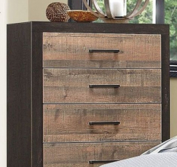 Miter Chest by Homelegance