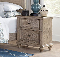 Barbour Nightstand by Homelegance