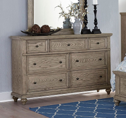 Barbour Dresser by Homelegance
