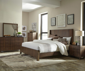 Gulfton Bed by Homelegance