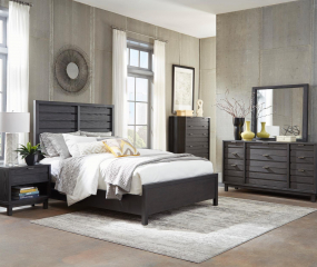 Robindell Bed by Homelegance