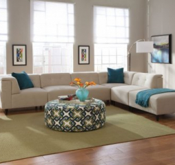Lux Sectional by Jonathan Louis