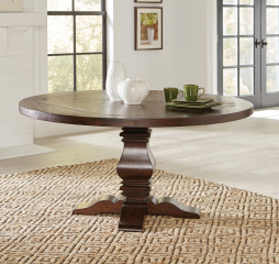 Florence Round Dining Table by Coaster
