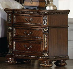 Catalonia Nightstand by Homelegance
