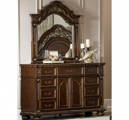 Catalonia Dresser by Homelegance