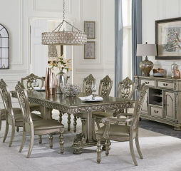 Catalonia Dining Table by Homelegance