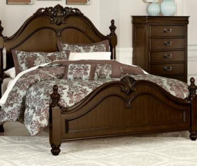 Mont Belvieu Bed by Homelegance