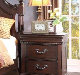 Mont Belvieu Nightstand by Homelegance