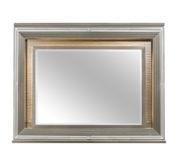 Tamsin Mirror w/ LED Lighting by Homelegance