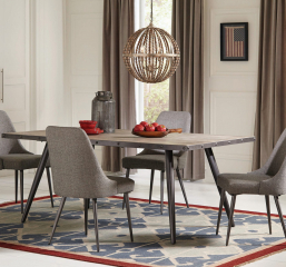 Levitt Rectangular Dining Table by Coaster