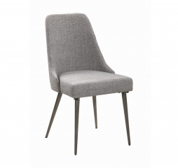 Levitt Upholstered Dining Chair by Coaster