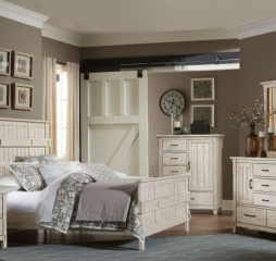 Terrace Bed by Homelegance
