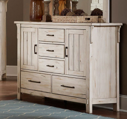 Terrace Dresser by Homelegance
