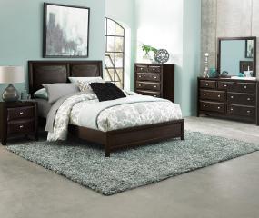 Summerlin Bed by Homelegance