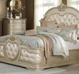 Antoinetta Bed by Homelegance