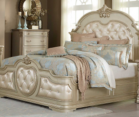 Antoinetta Bed by Homelegance