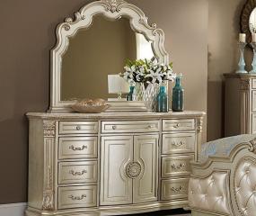 Antoinetta Dresser by Homelegance