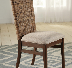 Magnolia Upholstered Dining Chair by Coaster