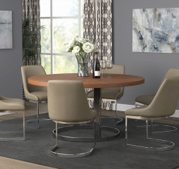Marino Round Dining Table by Coaster