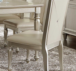 Celandine Side Chair by Homelegance