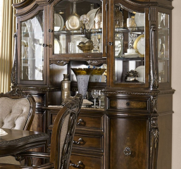 Bonaventure Buffet and Hutch by Homelegance