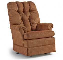 Biscay Swivel Rocker by Best Home Furnishings