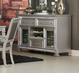 Bevelle Server by Homelegance