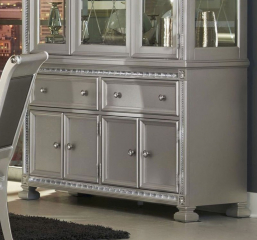 Bevelle Buffet/Server by Homelegance