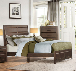 Erwan Bed by Homelegance