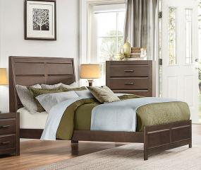Erwan Bed by Homelegance