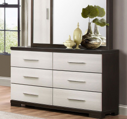 Pell Dresser by Homelegance