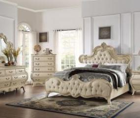 Elsmere Bed by Homelegance