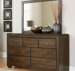 Leavitt Dresser by Homelegance
