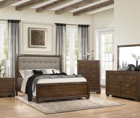 Leavitt Bed by Homelegance