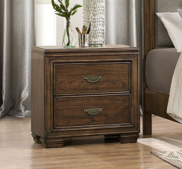 Leavitt Nightstand by Homelegance