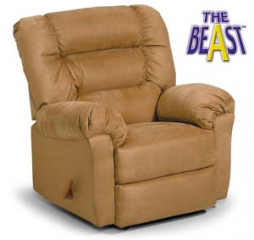 Troubador Small Big Man's Recliner by Best Home Furnishings