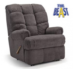 Bruticus Big Man's Space Saver Recliner by Best Home Furnishings
