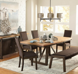 Compson Dining Table by Homelegance