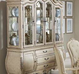 Elsmere Buffet and Hutch by Homelegance