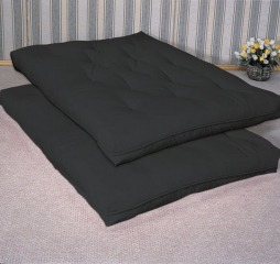 Black Futon Pad by Coaster