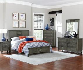Garcia Bed by Homelegance