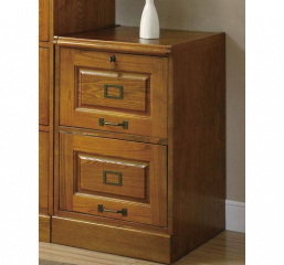 Palmetto Two Drawer File Cabinet by Coaster