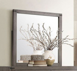 Woodrow Mirror by Homelegance