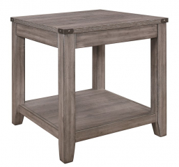 Woodrow End Table by Homelegance