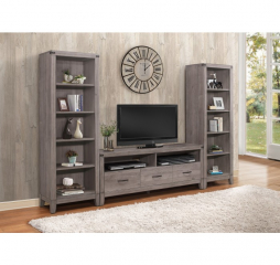 Woodrow TV Console by Homelegance