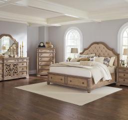 Ilana Storage Bed by Coaster