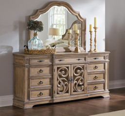 Ilana Nine Drawer Dresser by Coaster